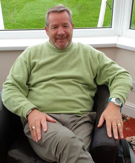 Dave Oram Seniors Captain 2020