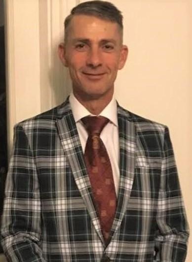 Scott Mitchell SMGC Club Captain 2020