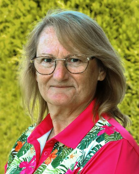 Linda Redman Ladies Captain 2021